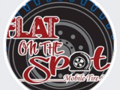 Flat On The Spot
